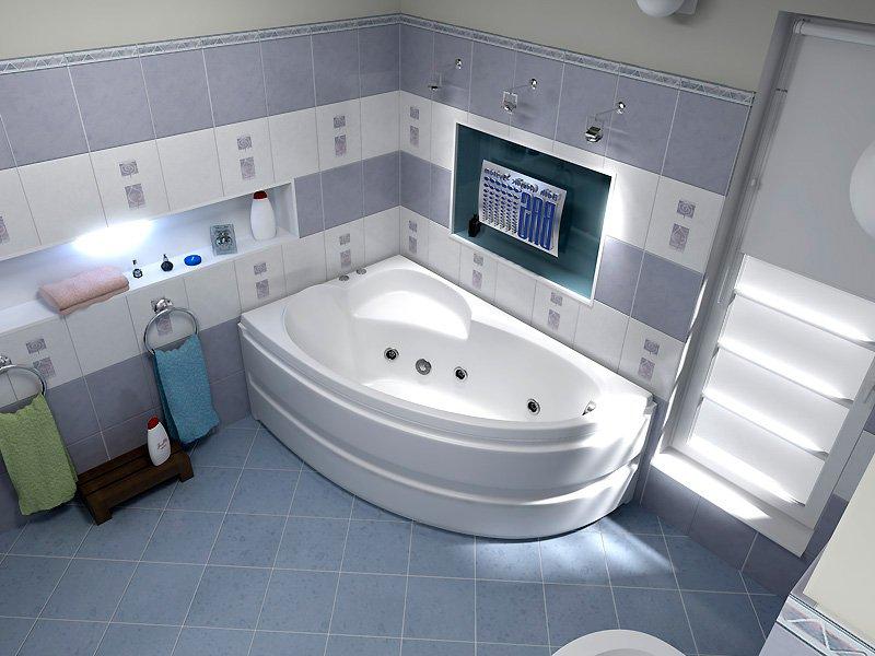 Акриловая ванна Bas Сагра купить в Москве по цене 17115 руб в ... 940f820286d46