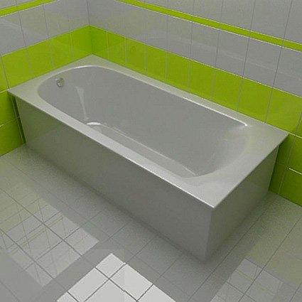 Акриловая ванна Riho Miami 180 применение гипсокартона ванные комнаты