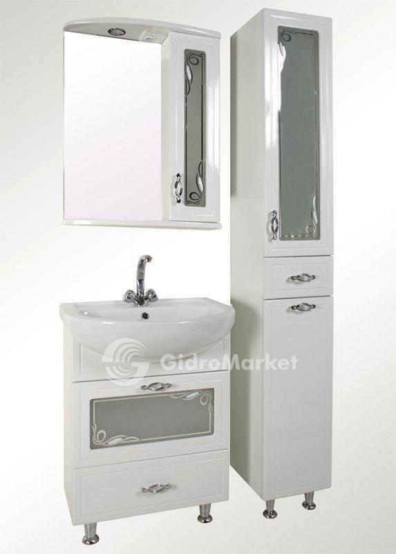 Мебель для ванной комнаты асб мебель ванная мебель 95 см