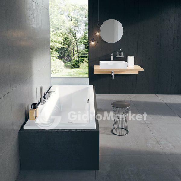 Смеситель Ravak Waterfall WF 025.00 на борт ванны Гигиенический душ Boheme Imperiale 405