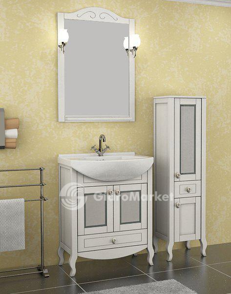 Ванная мебель флоренция 65 купить смеситель для ванной в дзержинске